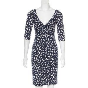Diane von Furstenberg Tarelle silk dress